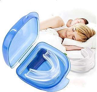 いびき防止グッズ いびき軽減 いびき マウスピース 無呼吸症候群 対策 グッズ いびき マウスピース 就寝 小型 軽量 旅行 出先に最適 安眠グッズ 日本語説明書付 (1)