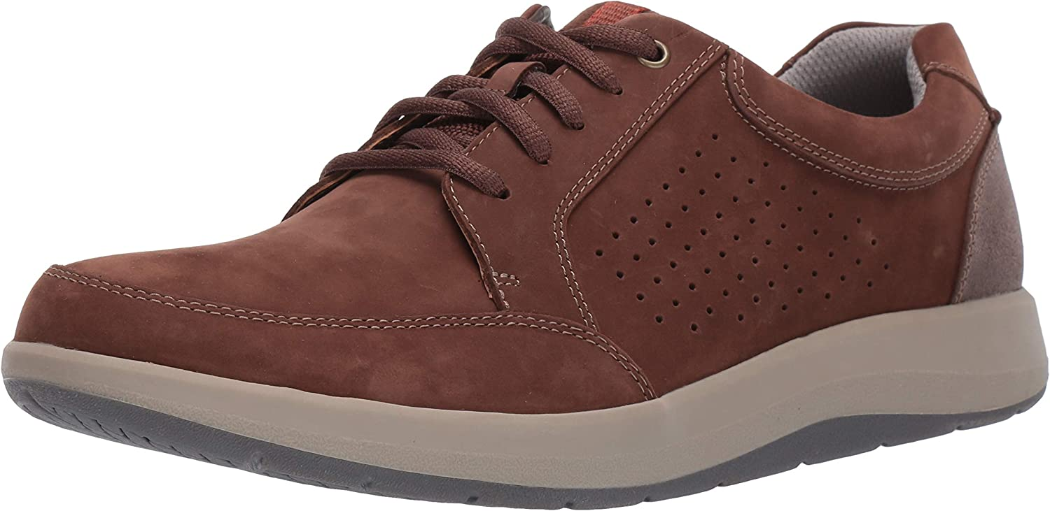 Clarks Men's Shoda Walk Fashion Sneakers