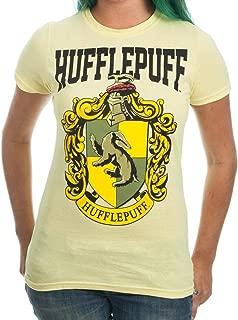 Hufflepuff House Juniors T-Shirt Licensed