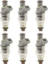 MOSTPLUS Fuel Injectors for Ford 6 Cyl 3.8L 4.9L F1ZE-B4C F1ZZ9F593B (Set of 6)