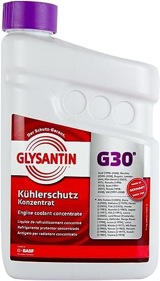 Basf 50604858 Glysantin G48 Kühlerschutz Konzentrat 1 5 Liter Auto