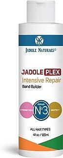 Jadole Plex Repairing Treatment Intensive Hair Bond Builder No 3 Damage Hair Care by Jadole Naturals