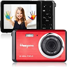 Power Zoom Compact Camera