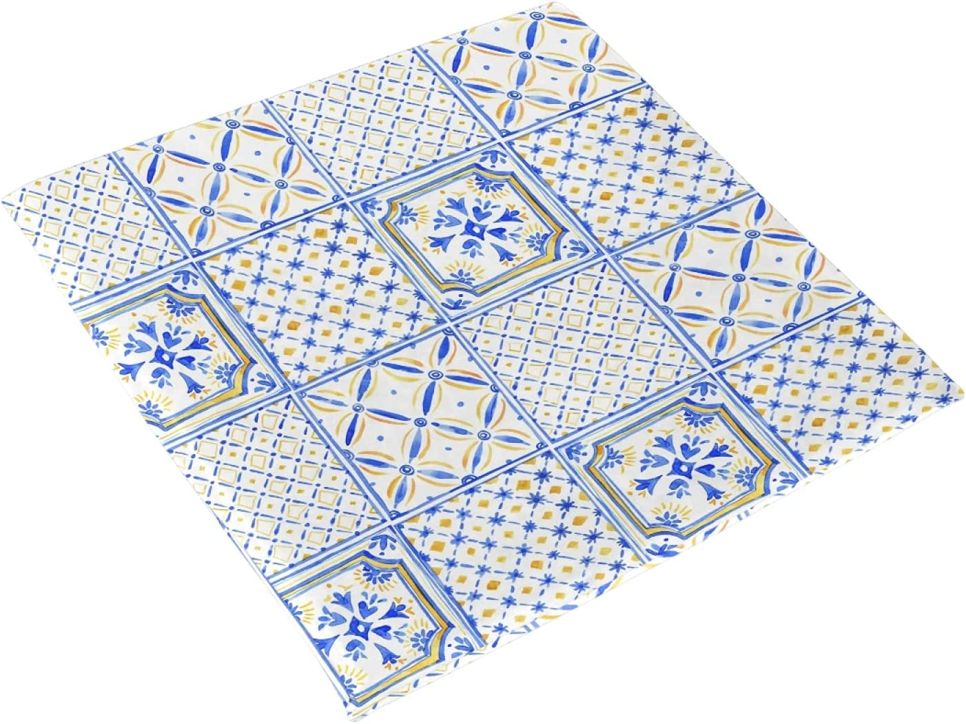 xigua Seat Cushion Many Max 67% OFF popular brands Watercolor Geometric Chair Texture Pa Square