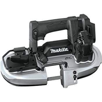 Makita XBP05ZB 18V LXT Lithium-Ion Sub-Compact Brushless Cordless Band Saw, Tool Only