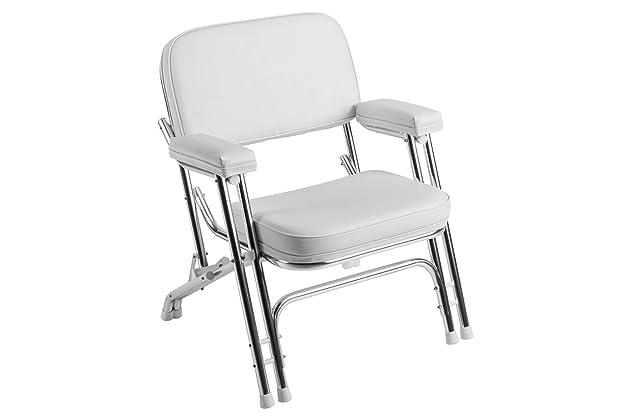 Brilliant Best Folding Deck Chairs For Boats Amazon Com Short Links Chair Design For Home Short Linksinfo