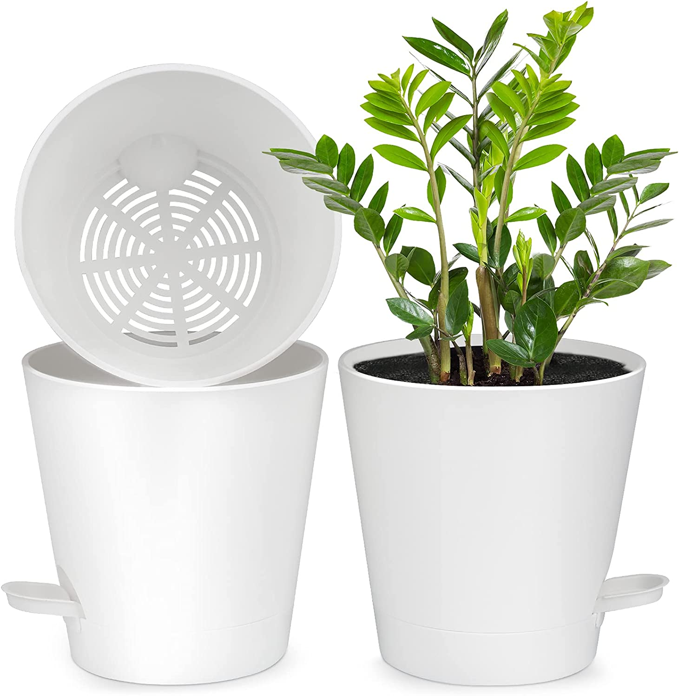 HOMENOTE Plant Pots 3Pcs 7
