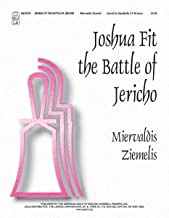 Joshua Fit the Battle of Jericho (Handbell Sheet Music, Handbell 3-5 octaves)