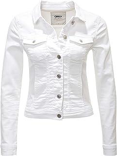 big sale a4aa1 a81fc Suchergebnis auf Amazon.de für: weiße Jeansjacke
