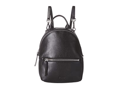 ECCO SP 3 Mini Backpack (Black 1) Backpack Bags