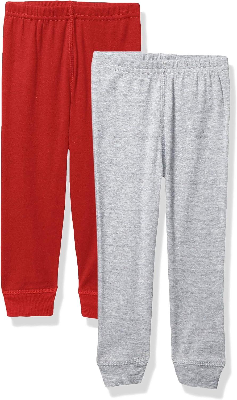 Marky G Apparel Baby Rib Pajama Pant