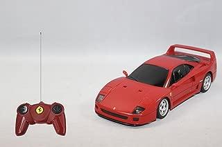 Radio Remote Control 1/24 Scale Ferrari F40 Licensed RC Model Car (Red)