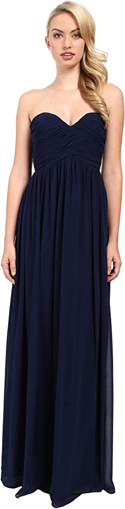 Laura Long Chiffon Gown Dress