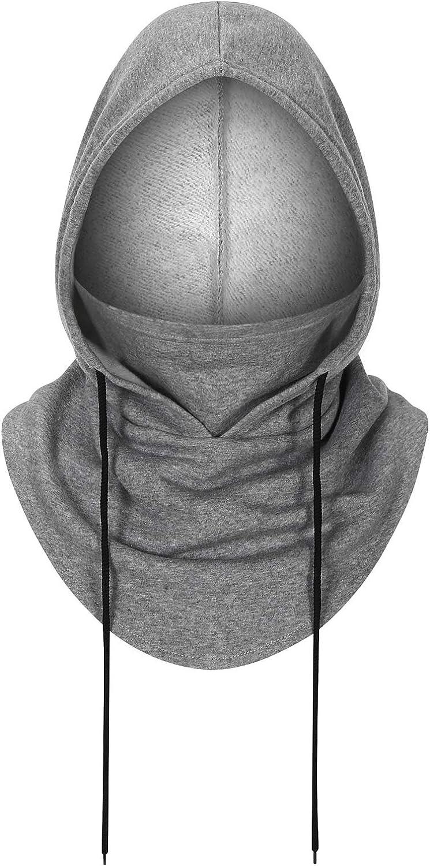 Joytoo Winter Ski Mask for Men Women Warm Balaclava Face Mask for Runner and Golfer
