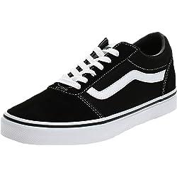 Vans Ward Suede/Canvas, Sneaker para Hombre
