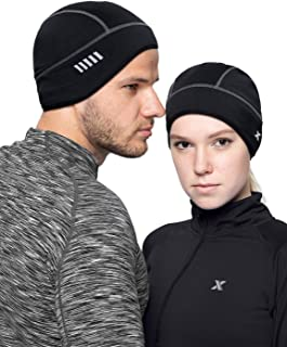 Cyclisme Running Beanie Hat With Ear cover Hiver Thermal Tête Cap