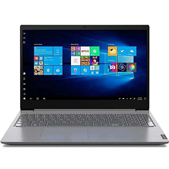 Lenovo V15 AMD 15.6-inch FHD Thin and Light Laptop (AMD Athlon Gold 3150U/ 4GB RAM/ 1TB HDD/ Windows 10 Home/Integrated AMD Radeon Graphics/ Iron Grey), 82C700JEIH