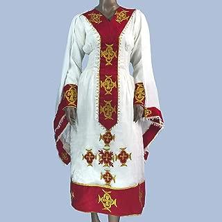 Ethiopian Eritrean Hand Made Traditional Women's Clothing Brand New Design Dress