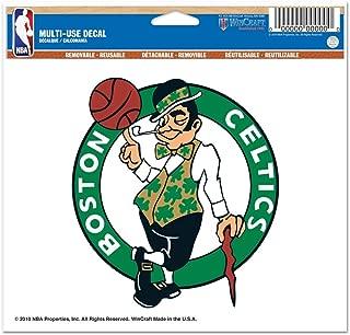 WinCraft NBA Boston Celtics 22056010 Multi-Use Colored Decal, 5