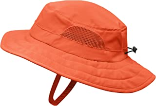 Kids UPF 50+ Bucket Sun Hat UV Sun Protection Hats Summer...