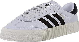 adidas Dames Sambarose W Sneakers Wit, 38