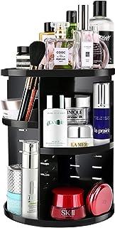 85c0dcbeb JSBelle Organizador de Maquillaje, 360 Grados de rotación Organizador de  Maquillaje Caja de Almacenamiento de