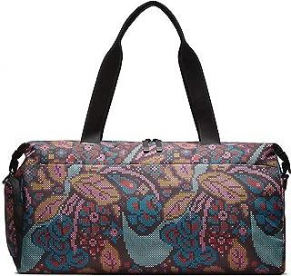 Nike Womens Radiate Club Printed Training Bag Black Multi 25L