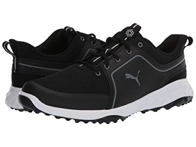 PUMA Golf Grip Fusion Sport 2.0 (Puma Black/Quiet Shade) Men