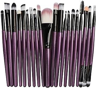 Makeup Brushes 20pcs Proffesional Cosmetics for Face Makeup Brush Set Powder Concealer Eyeshadow Eyebrow Lip Brush Beauty Tools