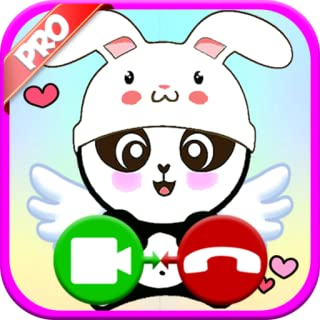 A Real Voice Call From Kawaii Panda 😍- Free Fake Phone Call ID PRO And Free Fake Text Message - PRANK FOR KIDS 2019