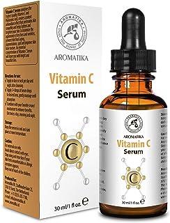 Vitamin C Serum for Face 30ml - C Vitamin Serum w/Pure &