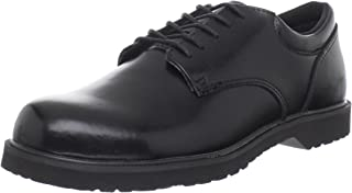 Bates Men's High Shine Duty Work Shoe