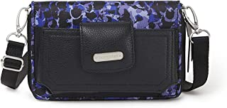 Baggallini Women's New Classic RFID Phone Wallet Crossbody