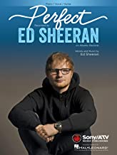 Ed Sheeran - Perfect - Piano/Vocal/Guitar Sheet Music Single