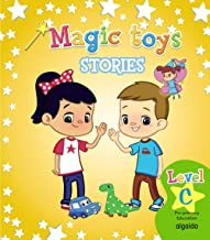 Magic toys : level C : class folder : 5 años : educación infantil : libro del alumno : todas las autonomías