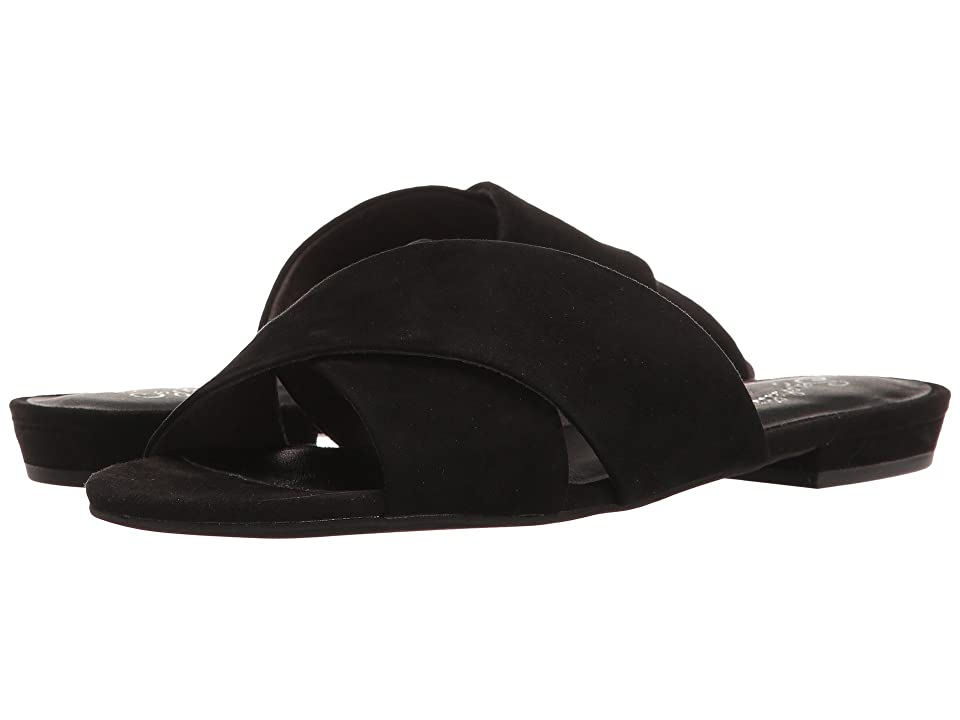 Seychelles Continental (Black Suede) Women