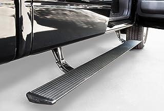 Raptor Series 0701-0109B 4 inch Oval Black Side Bar Steps For 88-99 CK Extended Cab 2 Door Including Z71