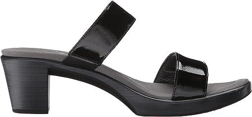 Black Luster Leather