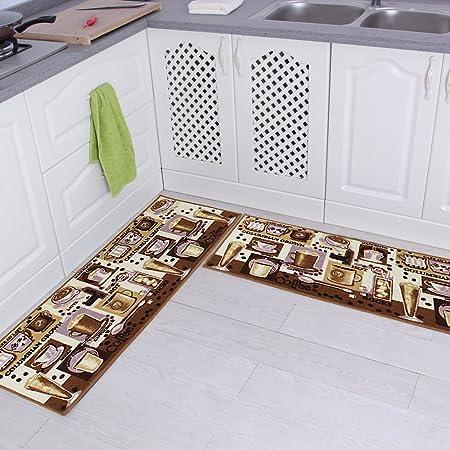lavable en machine Tapis de bain antid/érapant FBCN rond de cuisine tr/ès doux 4 saisons de vie 60 cm coca cola cola.