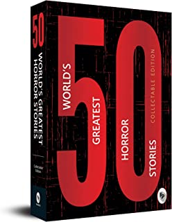 50 Worlds Greatest Horror Stories (Collectable Edition)