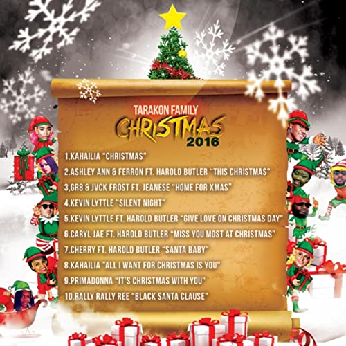 Give Love On Christmas Day.Give Love On Christmas Day By Kevin Lyttle Ft Harold Butler