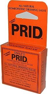 Hyland's Smile's PRID Drawing Salve - 18 g