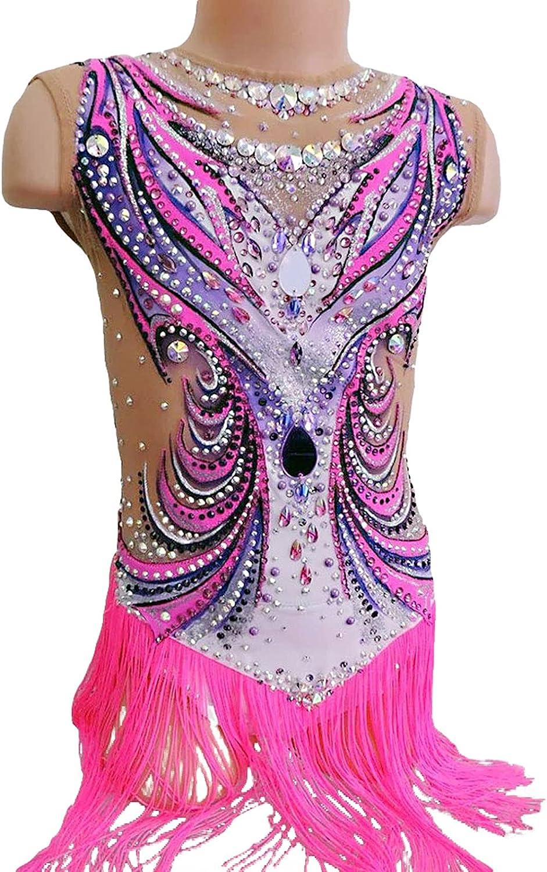 Sleeveless Breathable Super sale Girl Women Leotar Kids Popular popular Rhythmic Gymnastics