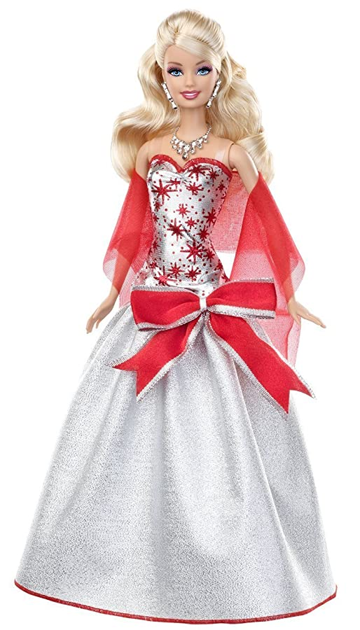 キャンドルジム不公平Barbie Holiday Sparkle Barbie Doll [並行輸入品]