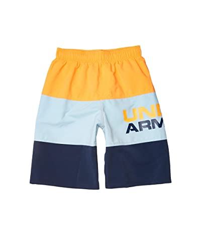 Under Armour Kids Triple Block Volley (Big Kids) (Orange Spark) Boy