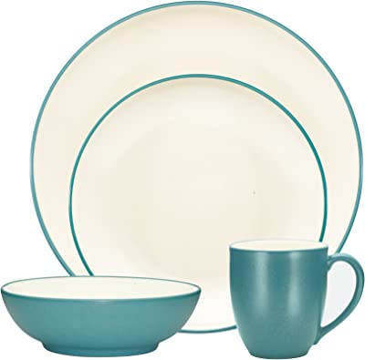 Amazon com | Corelle Livingware 16-Piece Dinnerware Set