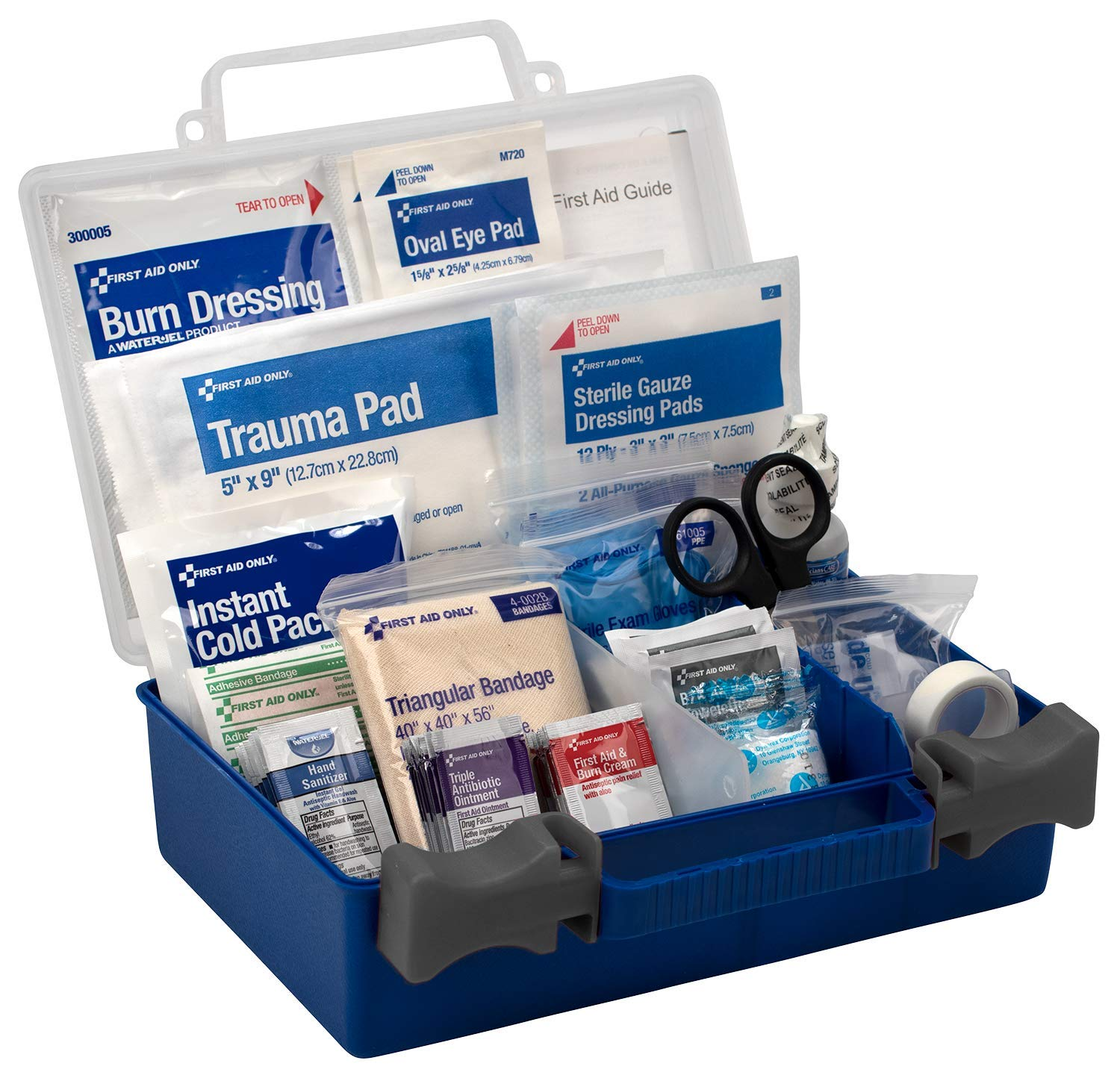 Xpress First 89 Piece Aid outlet 35% OFF Compliant Kit ANSI OSHA