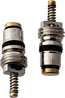 5 Pack M10 A//C Valve Core for R-1234YF Buy Auto Supply # BAS03014