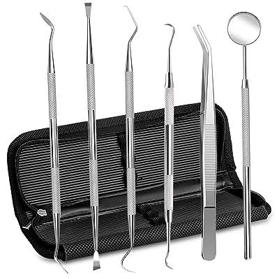 Dental Tools Stainless Steel Dental Pick Dental...