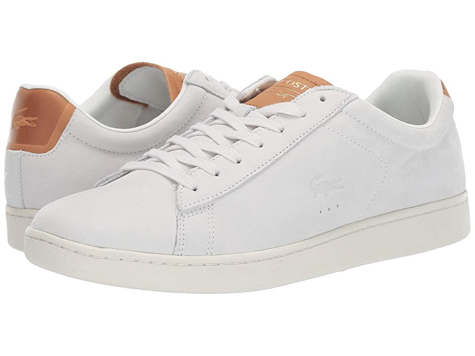 Lacoste Carnaby Evo 317 9 SPM (Off-White) Men